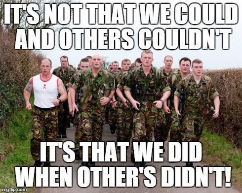 Pin By Live Life To The Full On Funny Military Humor Military