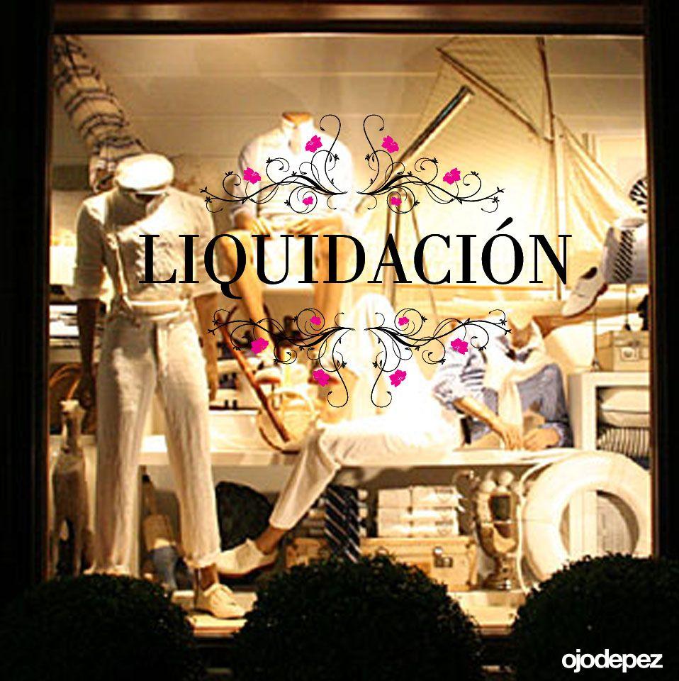 Vinilo Liquidación 006: Vinilos decorativos Liquidación Vinilos ...