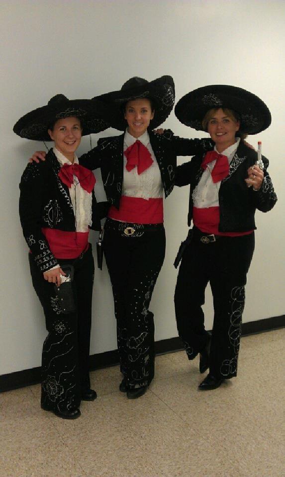 The Three Amigos Costume