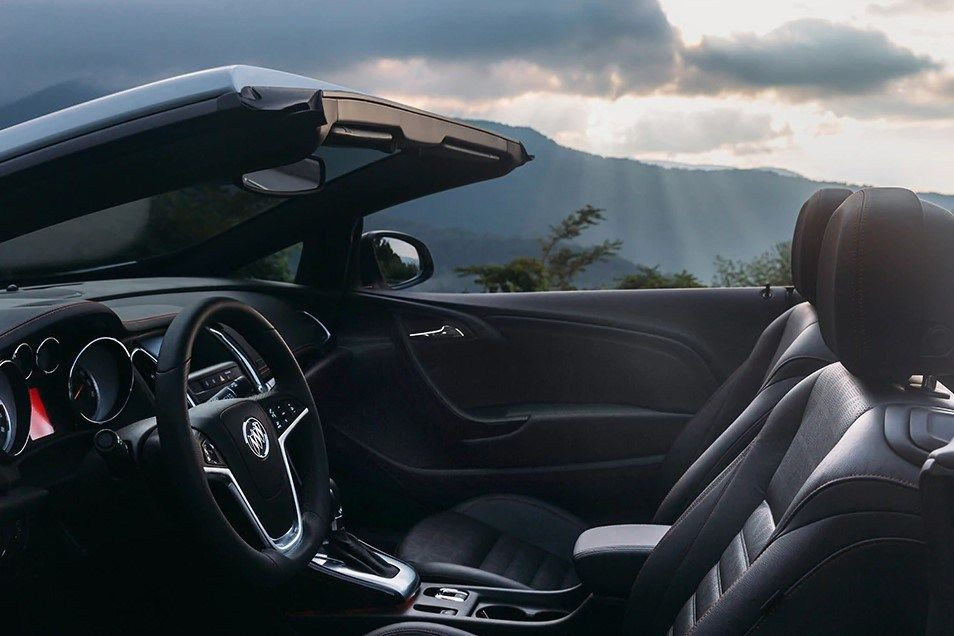 2020 Buick Cascada Inside Styling And Technology Buick Cascada Buick Drag Bike