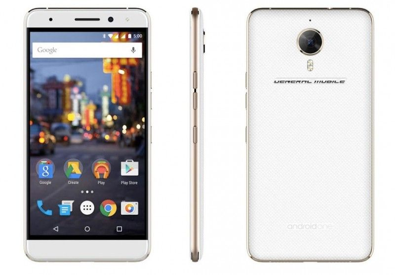 newsmartphone4g , New Smartphone General Mobile GM5 Android