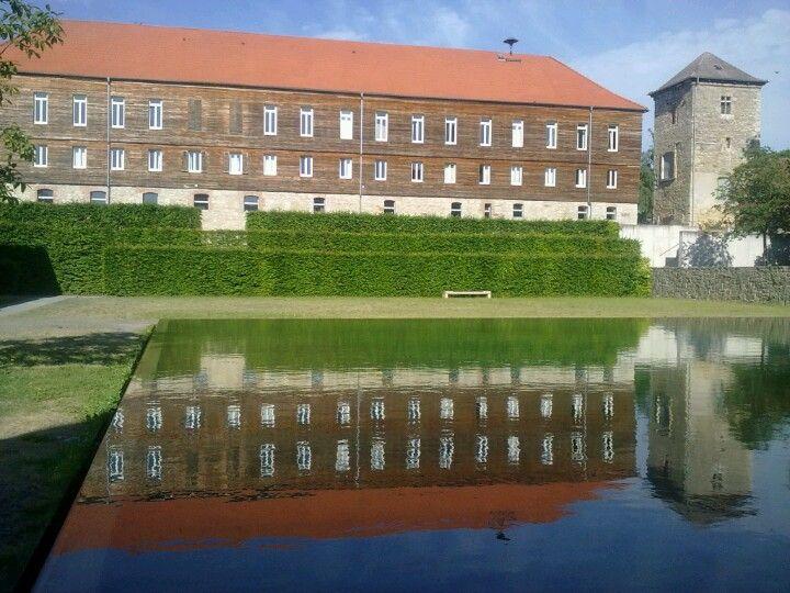 Seminargebäude im Kloster Volkenroda