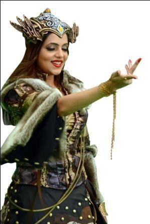 Sugandha Mishra who plays the character of Chhal Pari in Baalveer is