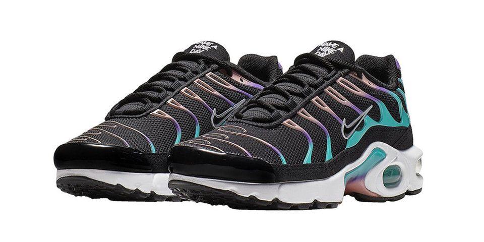 2019 的 Nike's Air Max Plus Joins the