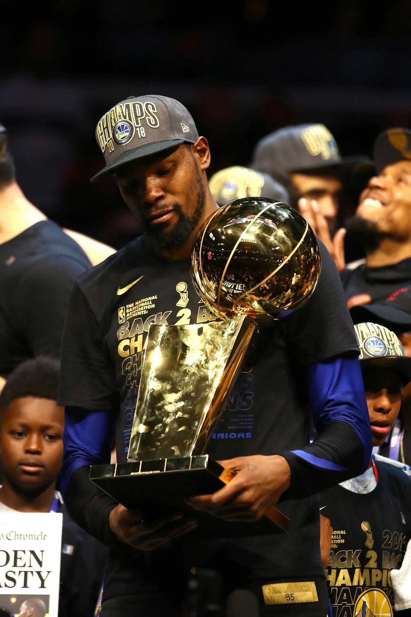 Basketball moves by Ameera on GSW 2018 nba champions