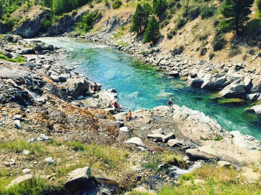 Kirkham, ID | The Dyrt Hot Springs | Idaho hot springs ...