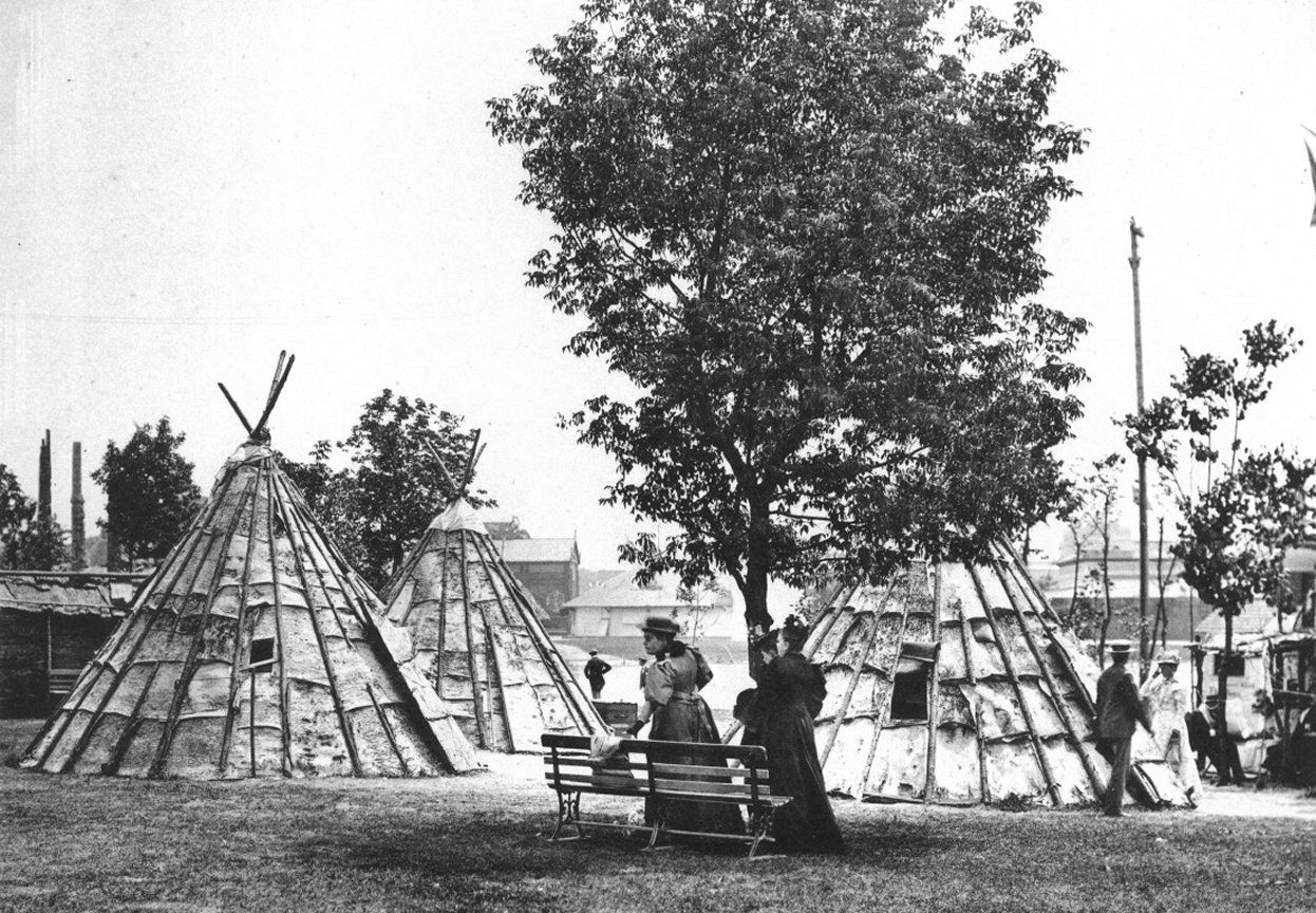 Wigwams With Images
