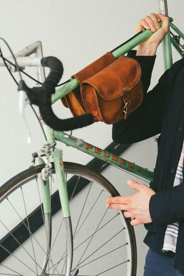 Sabine S Rahmentasche Gepäckträgertasche Doppelpacktasche