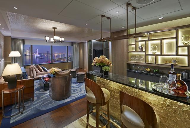 Nice Shanghai Hotel Photo Gallery | Mandarin Oriental, Shanghai Living Room Bar,  Kitchen Living,
