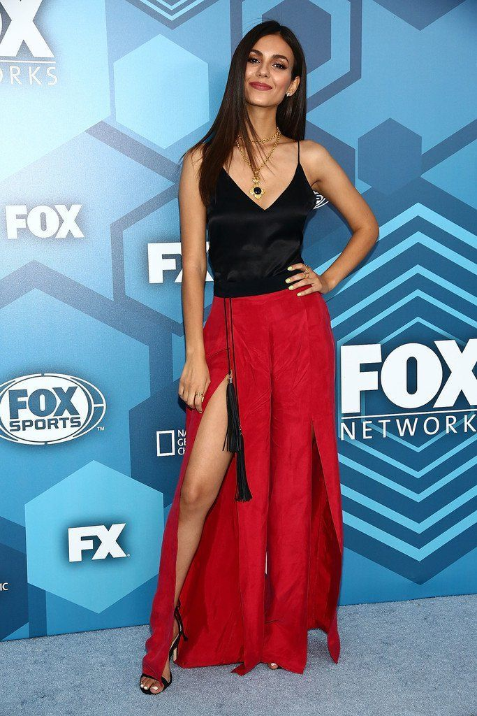 Victoria Justice at FOX 2016 Upfront in New York