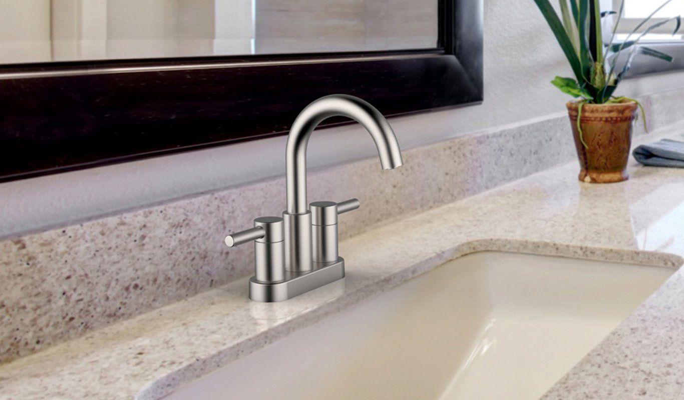 Duncan™ Centerset Faucet | Jacuzzi Baths | Faucets | Pinterest ...
