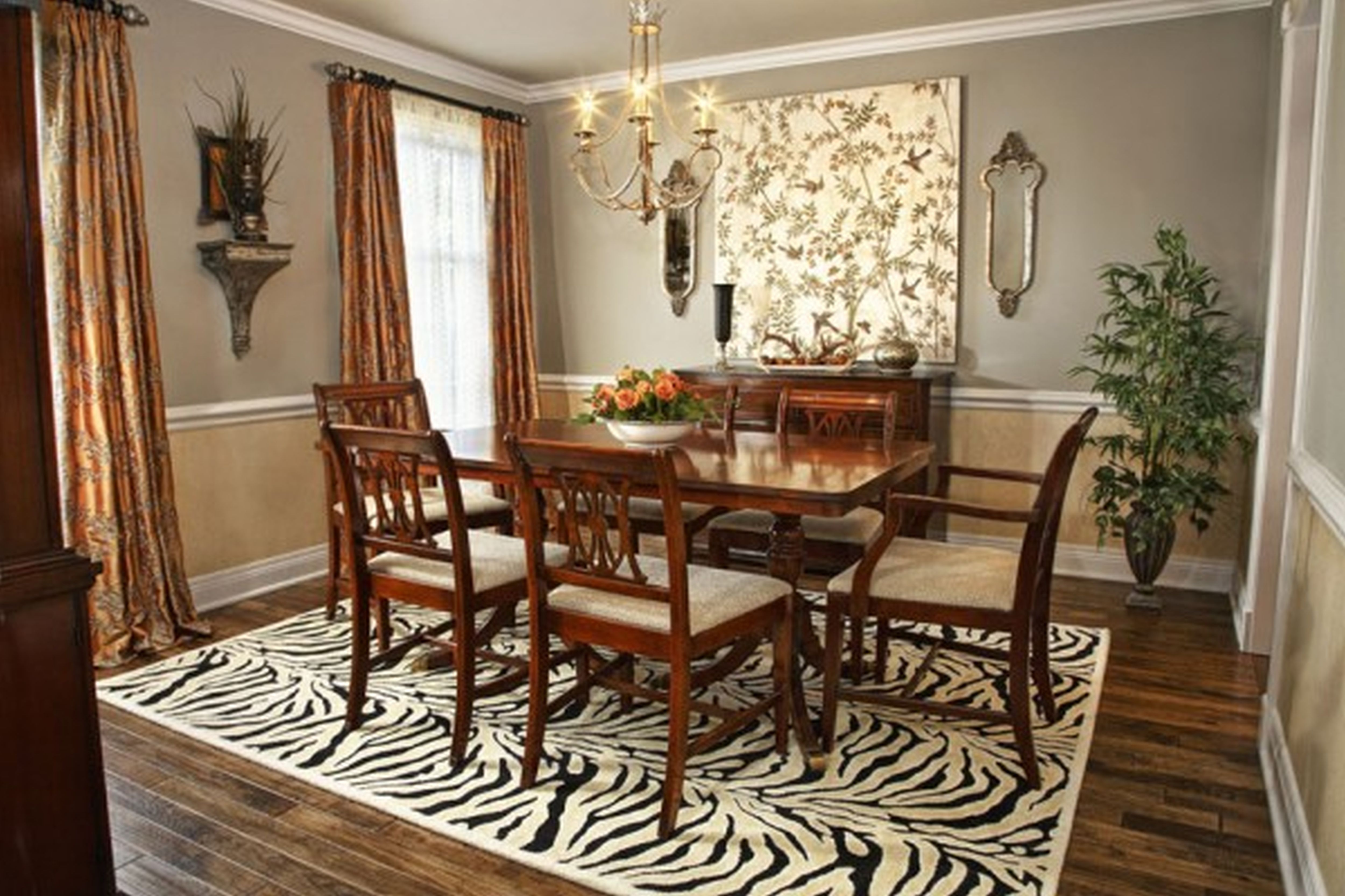 small dining room decorating ideas interesting home design