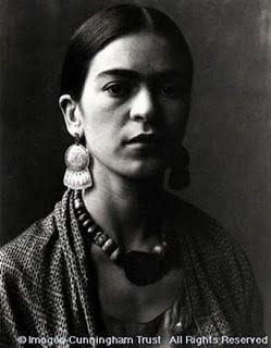 Imogen Cunningham: Frida Khalo, 1932