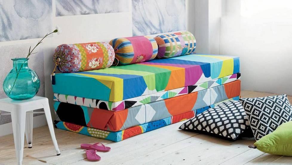 Tee itse sohva ja vieraspeti kesämökille - ei ole vaikeaa!