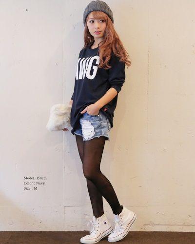 ラフなLAスタイルのストリートカジュアルなギャルコーデ♡参考にしたいスタイル・ファッションアイデア☆