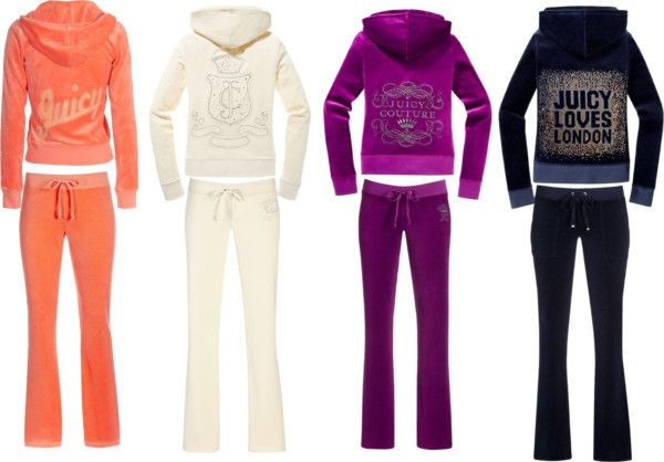 b27a52c4bd Favorite juicy track suits <33 | The