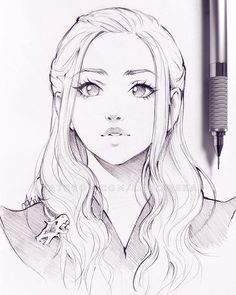 Photo of Draw You in Line Art Anime