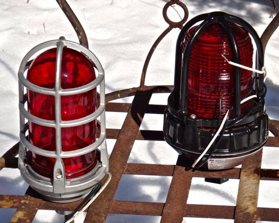Cage Light, Dome Light, Industrial Lighting, Federal