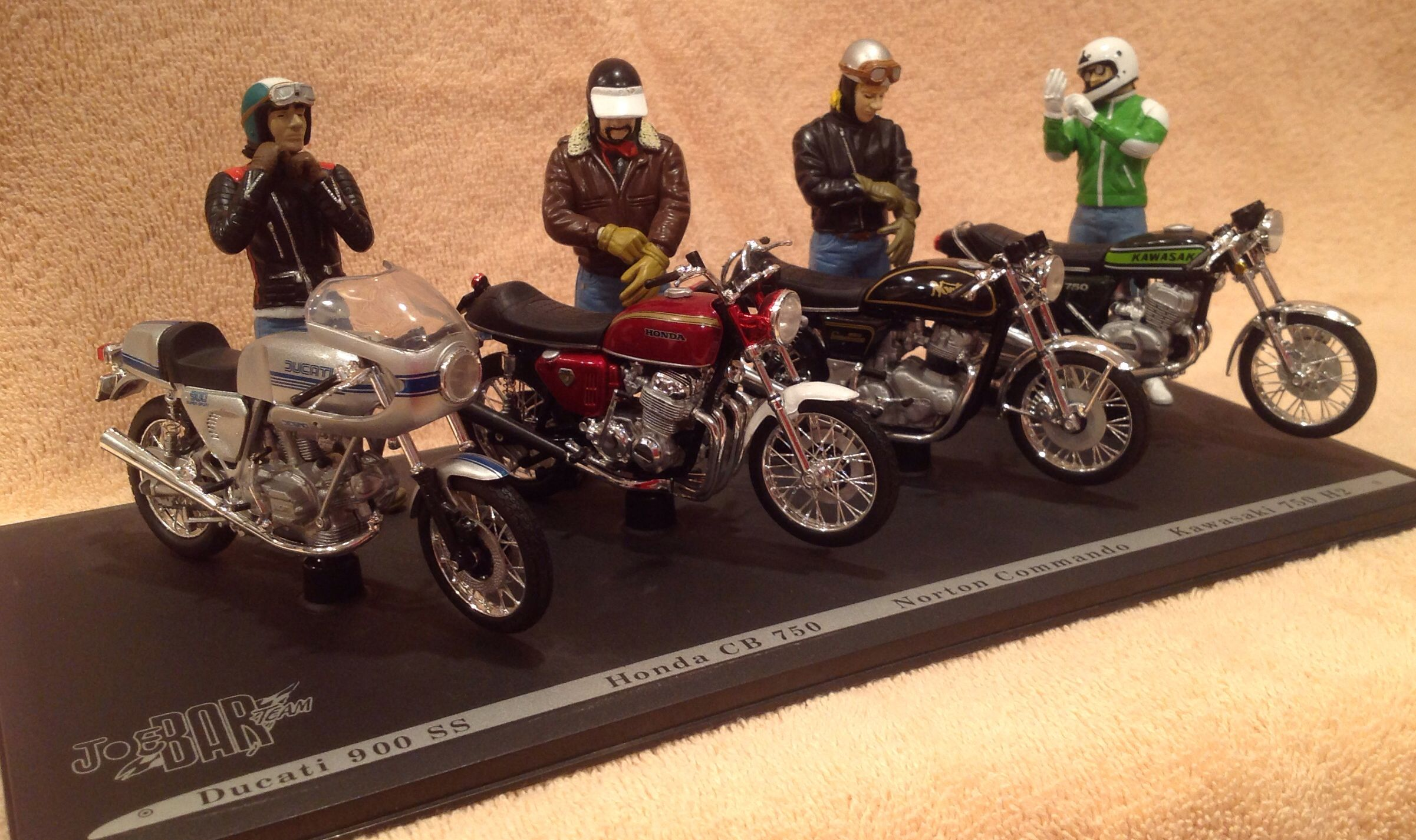 Joe Bar Team | MOTO PARTES | Pinterest
