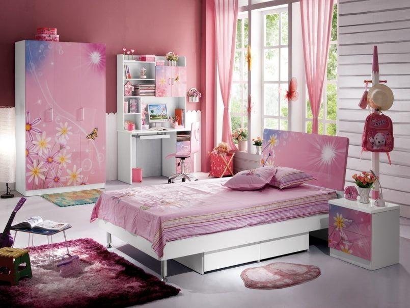 Bedroom Decor Bedroom Set For Kids Girls Bedroom Sets Planning Platform Bed.  Kid. Long.