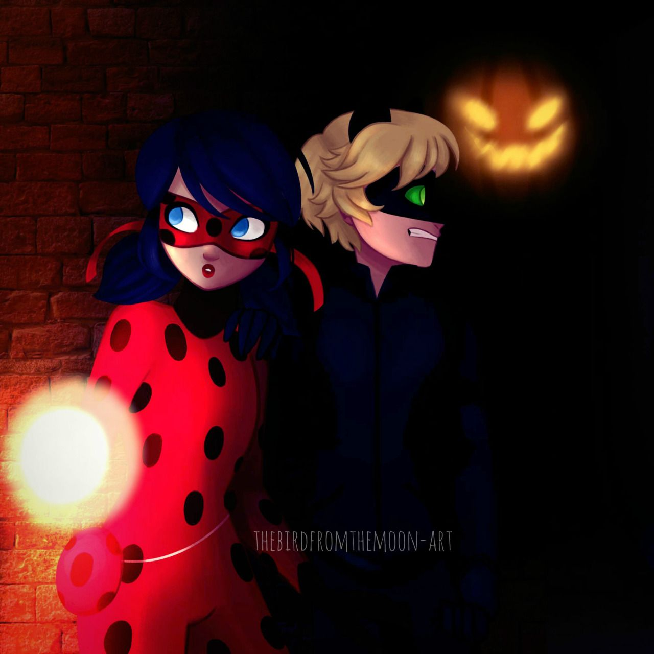 Miraculous Ladybug · I WANT THE HALLOWEEN EPISODE TO TAKE PLACE IN THE  CATACOMBS OF PARIS, WHOu0027S WITH