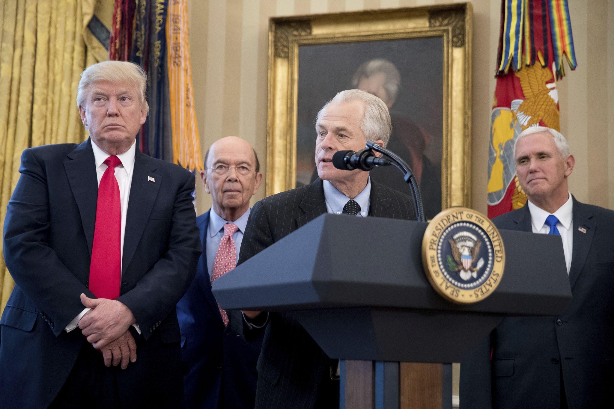 Aide Provides No Comfort For Trump S Troubled Trade Agenda Trump White House The European Union