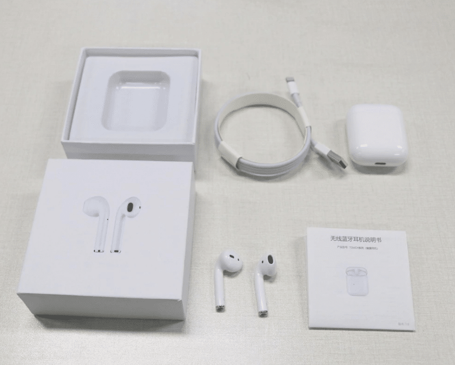 Airpods super copy 1:1 | Best headphones, Headset