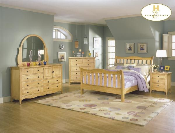 Cottage Style Bed Frame The Country Cottage Bed Set Oak This