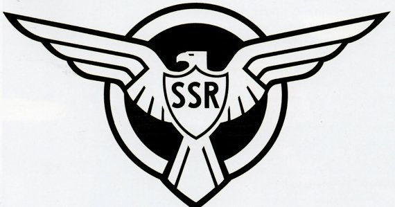 3718f1101220 Strategic Scientific Reserve Logo Inspired Decal | TWG | Decals, Ssr ...