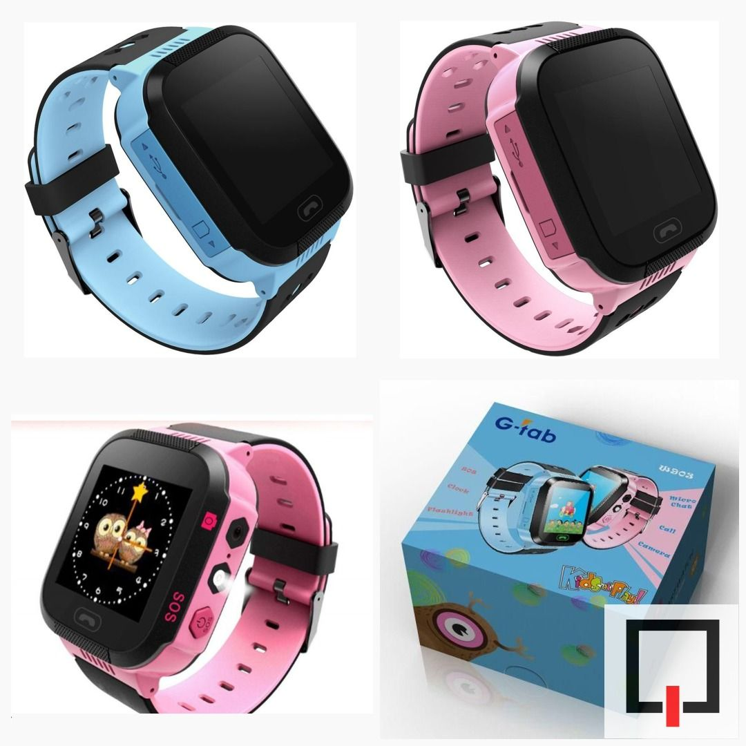 G Tab Smart Watch Silicone Band For Android Ios W 903