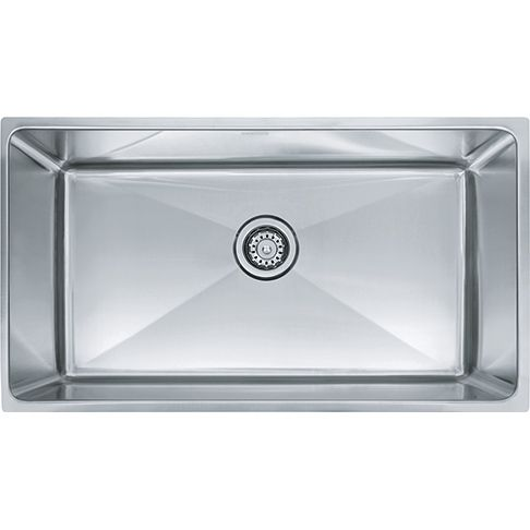 Franke Psx1103310 Professional Series Stainless Steel Sink 34