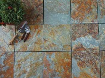 Slate Tile Patterns | Interlocking Slate Patio Tiles Install Over Existing  Systems « Luxury .
