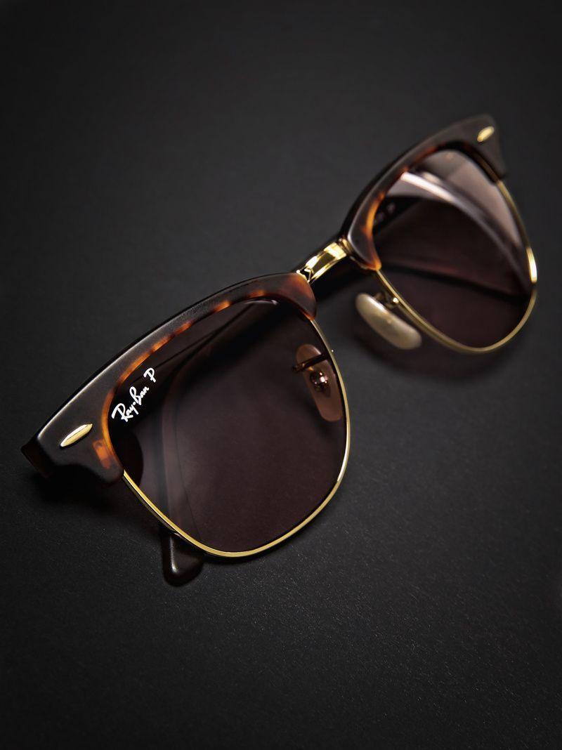 Las Clubmaster son unas gafas de sol de Ray Ban de aspecto retro muy ...