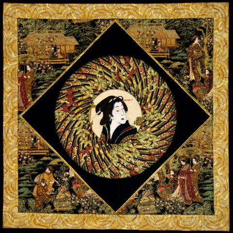 Kaufman Asian Fabrics The Used In This Oriental