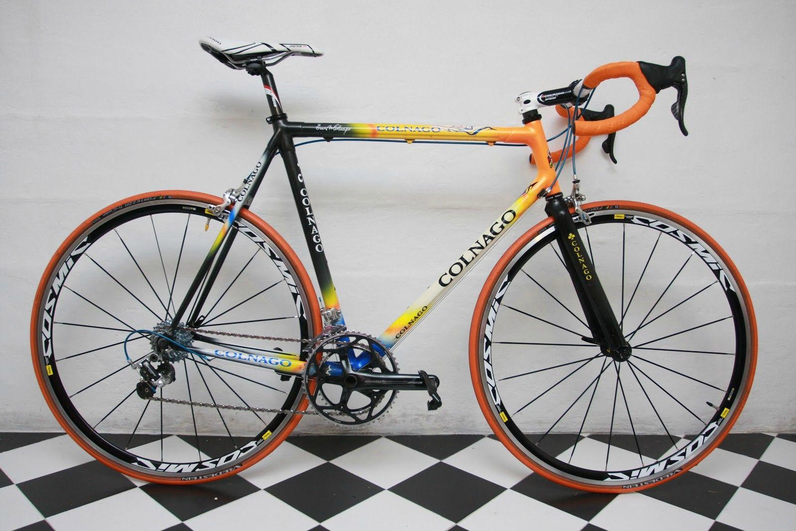 Colnago C40 | Bicycling, Mavic cosmic elite and Cosmic elite