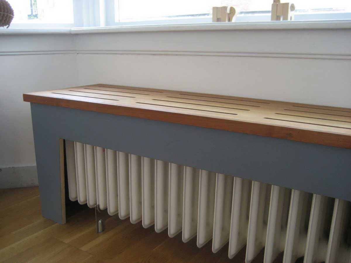 Radiator Cover Idea Crafty Kitchen Radiator Radiator Cover Diy