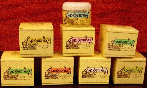 Photo of Apiderma face creams in Fraviva Cosmetics