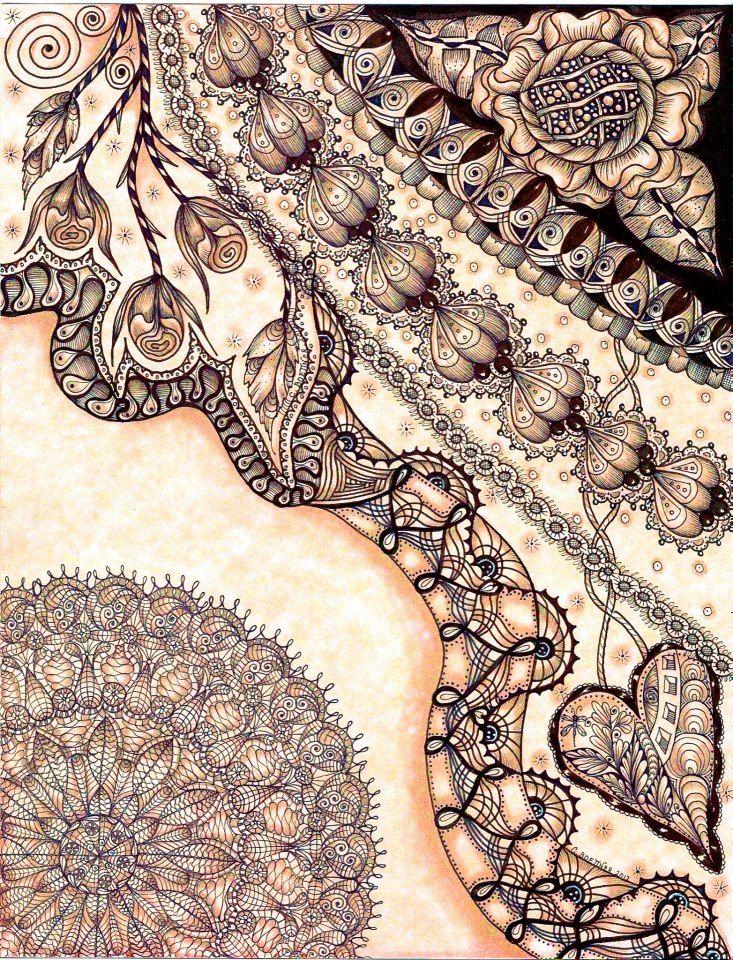 Doodle Daze Designs & Zentangles