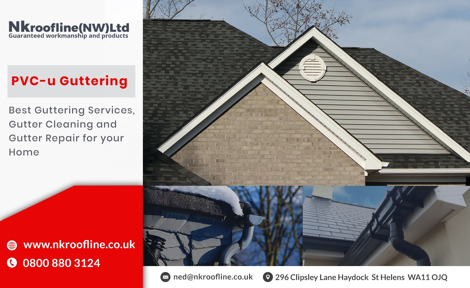 Fascias Soffits Guttering Supplier Near Me Uk Liverpool Wigan Bolton Cool Roof Roofing Services Best Roofing Company
