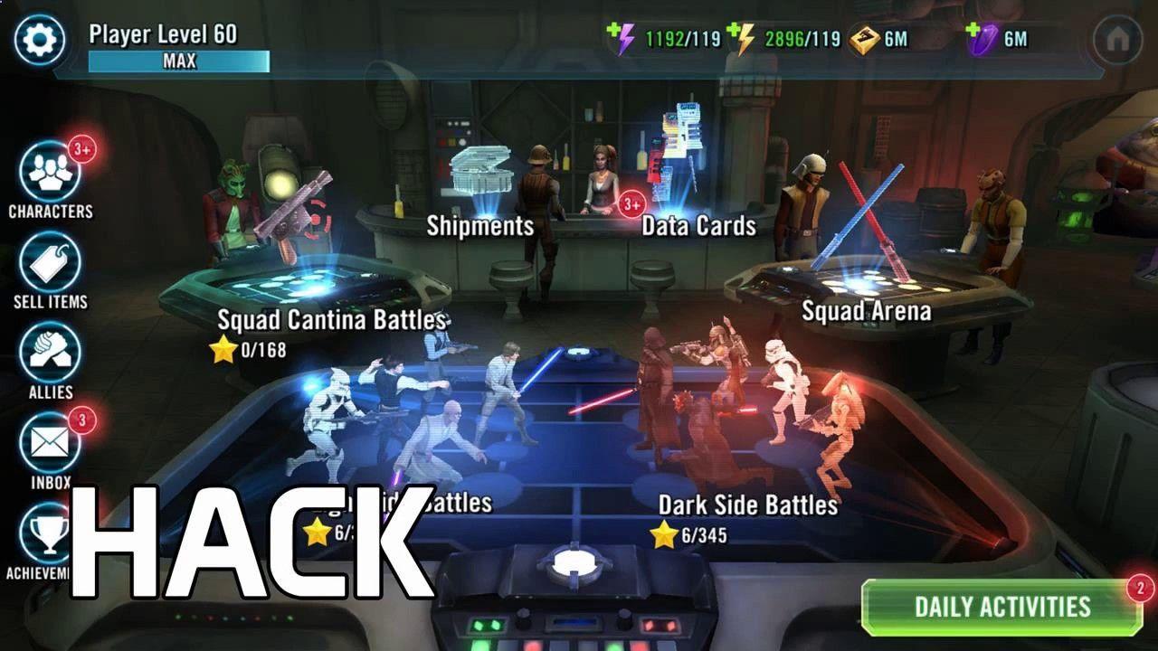 No Survey] Star Wars Galaxy of Heroes Hack APK - Get