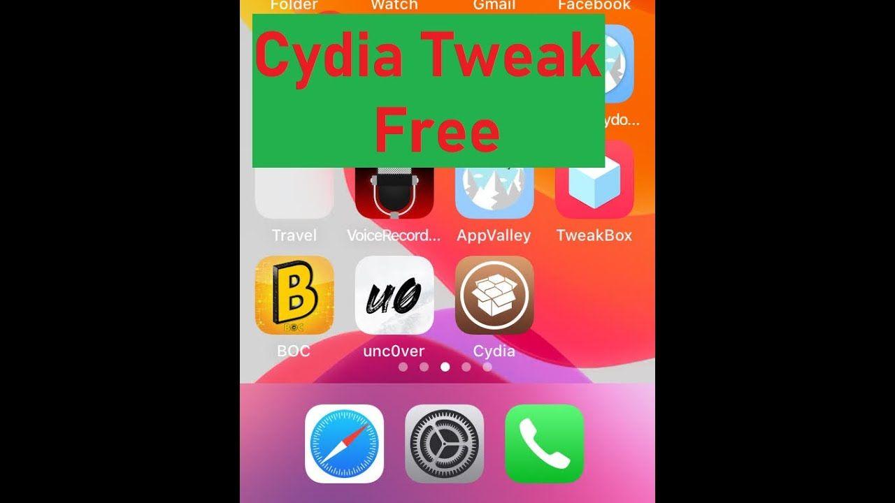 How to use cydia ios 135 how to addremove tweak apps