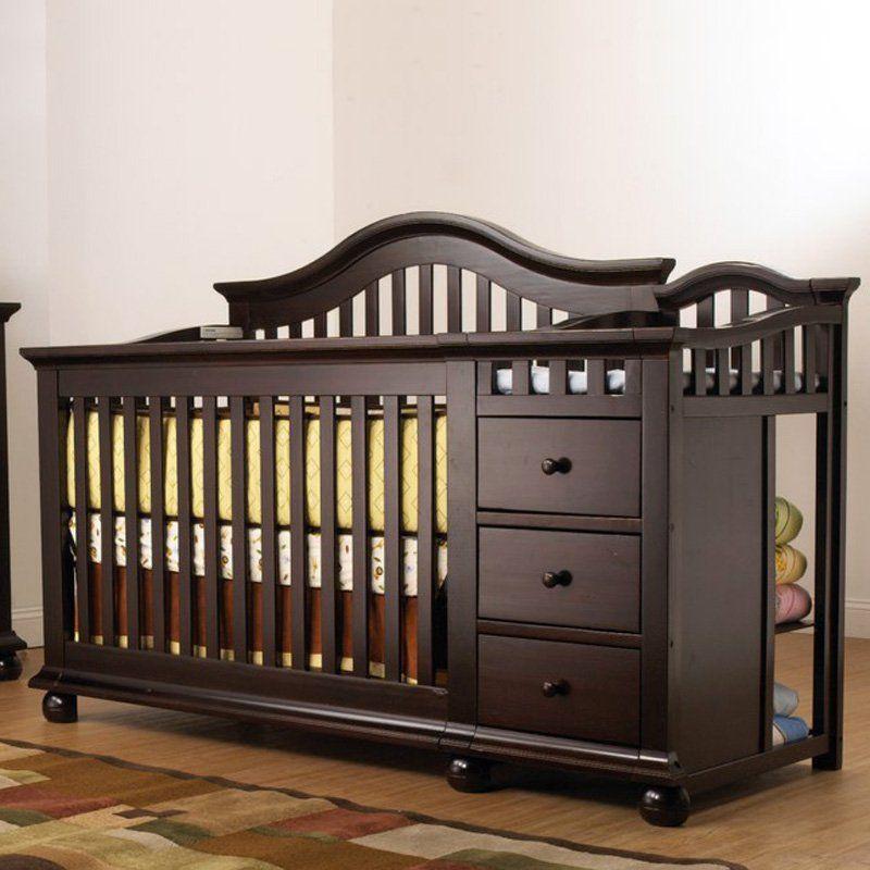 Sorelle CapeCod Crib Changer