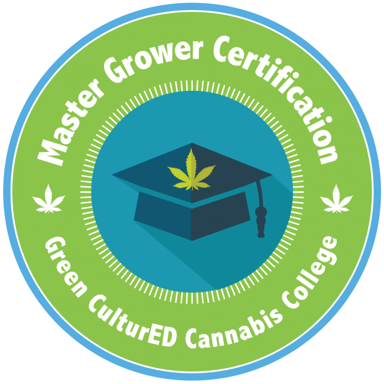 Master Grower Certification Associated Courses Master Grower