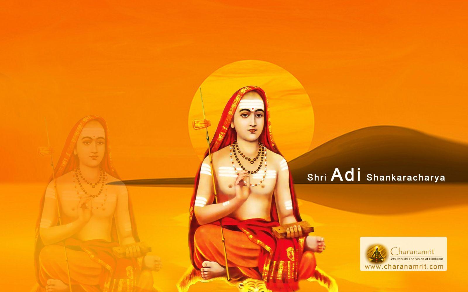 Sri Krishna Hd Wallpaper Download Sri Adi Shankaracharya Beautiful Hd Wallpaper For Free