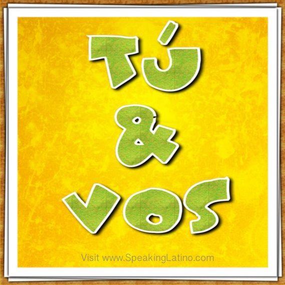 """¿Por qué unos dicen """"tú"""" y otros dicen """"vos""""? #Spanish #Espanol #Vos"""