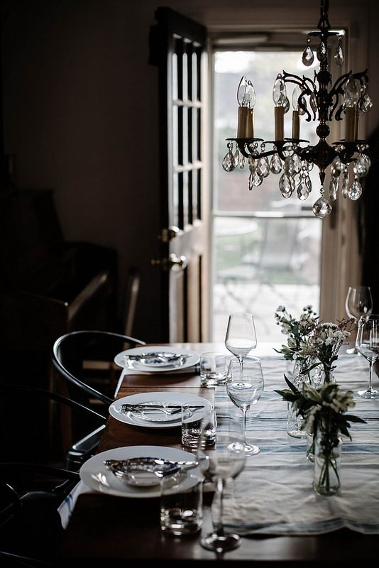 intimate italian dinner | Beth Kirby #photography