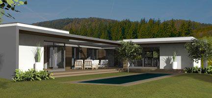 Kotz Haus Architektenhauser Neu Und Individuell Geplant