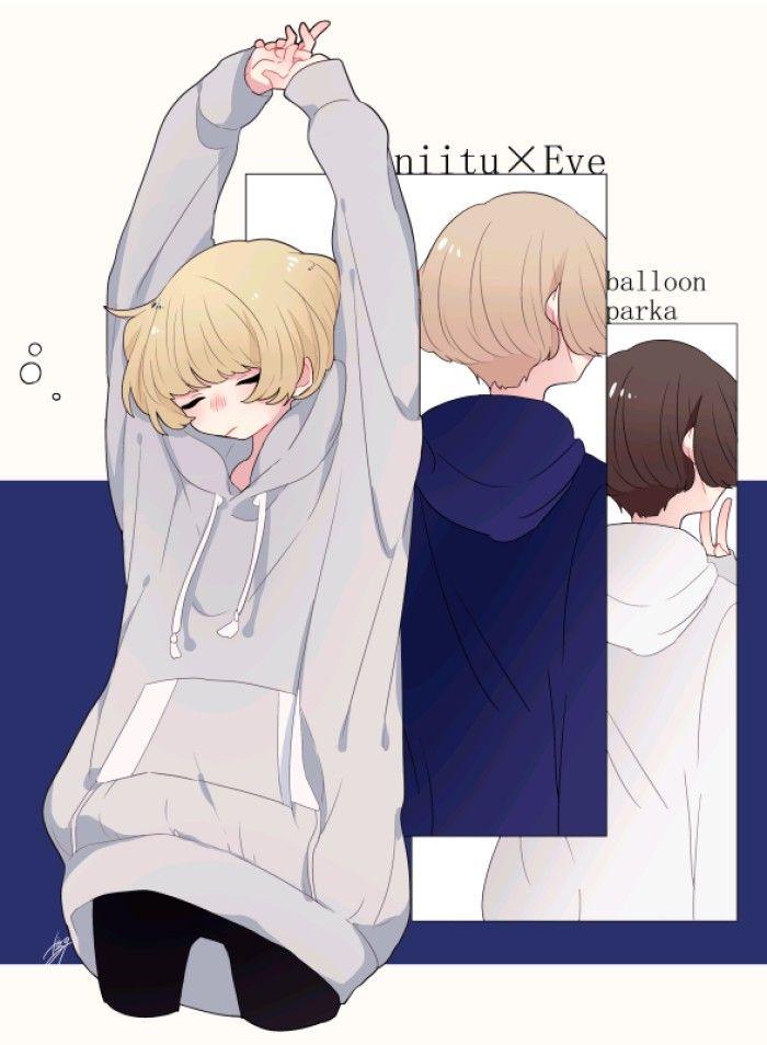 Jαχ Pιn ๑ ω๑ 歌い手 Eve Sou