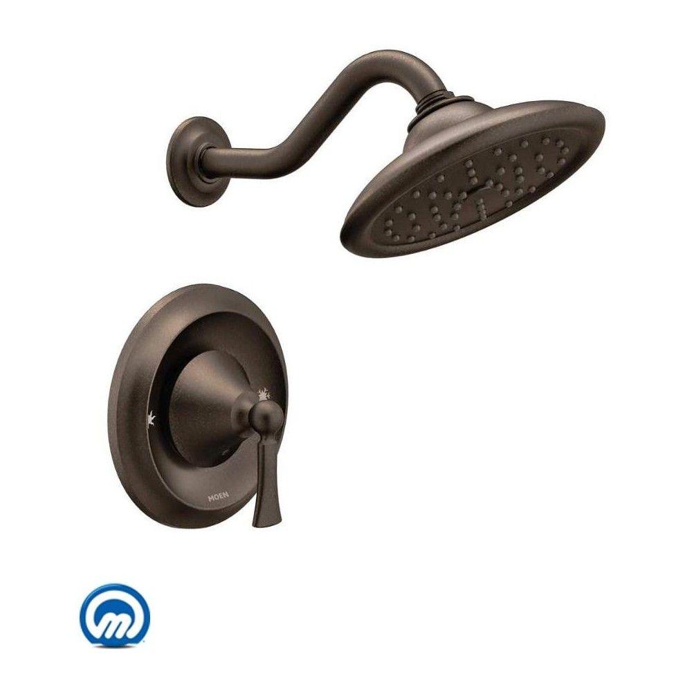 Moen T5502 Wynford Single Handle Moentrol Pressure Balanced Shower