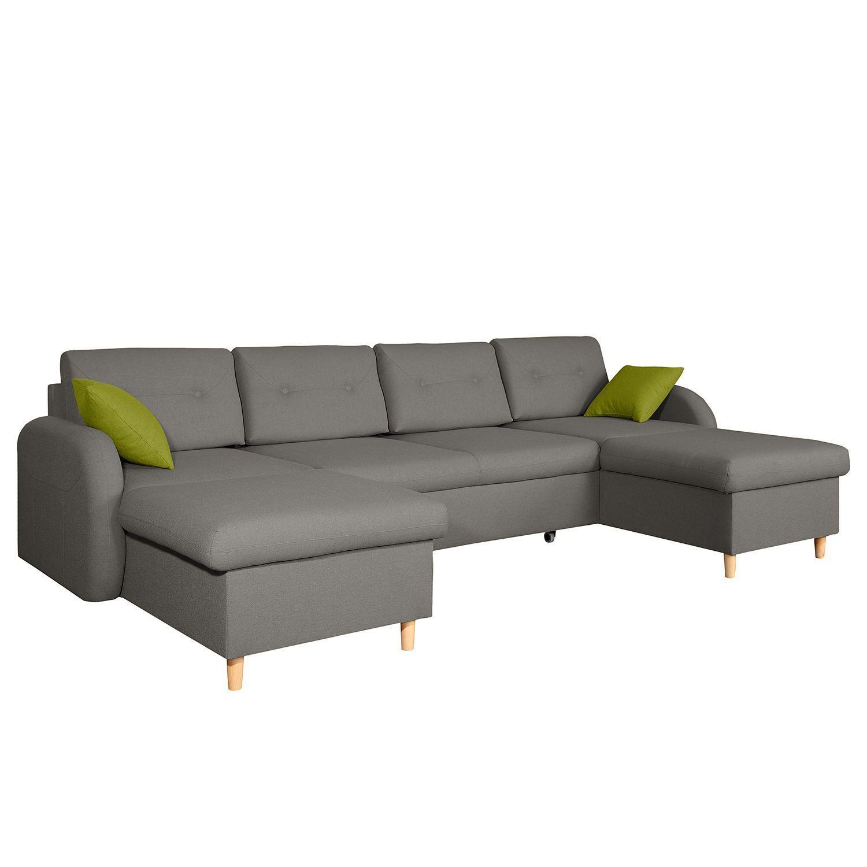 Wohnlandschaften Online Kaufen Mobel Suchmaschine Ladendirekt De Wohnlandschaft Eastville Mit Schlaffunktion Webstoff In 2020 Sectional Couch Couch Sofa Couch